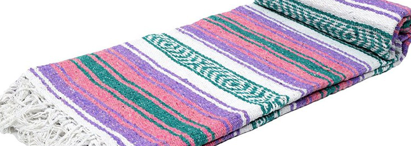 Aztec Blanket | Festival Must Have