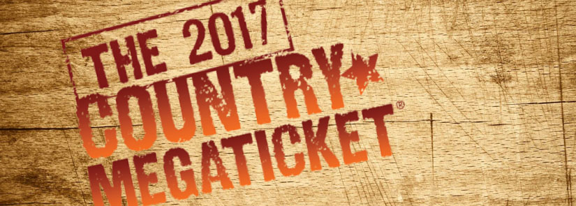 Country Megaticket | 2017