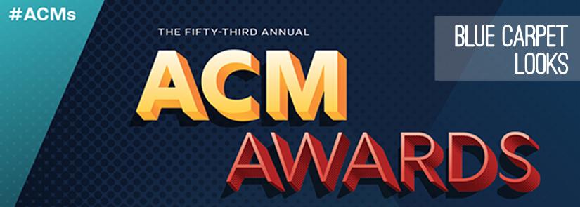 2018 ACM Awards   Blue Carpet Looks