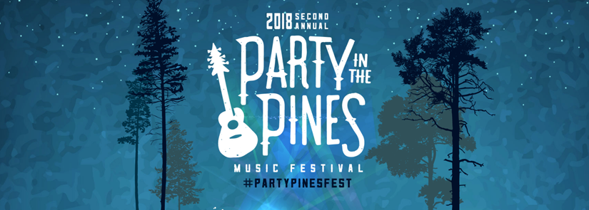 Ticket Giveaway | Party in the Pines | Oct 19 - 20 in White Springs, FL