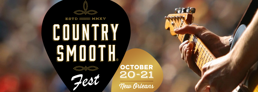 Country Smooth Fest | New Orleans