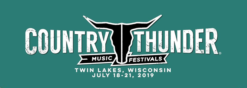 Ticket Giveaway | Country Thunder | WI